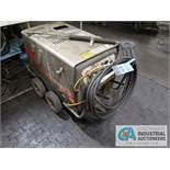 LANDA MODEL 110 DIESEL POWERED HOT WATER STEAM CLEANER
