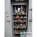 BAND SAW PARTS & SUPPLIES WITH CABINET