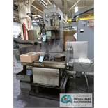 "BOSTOMATIC MODEL 300 CNC VERTICAL MACHINING CENTER; S/N MM168, 12"" X 42"" TABLE, HEAT EXCHANGER, TEMP"