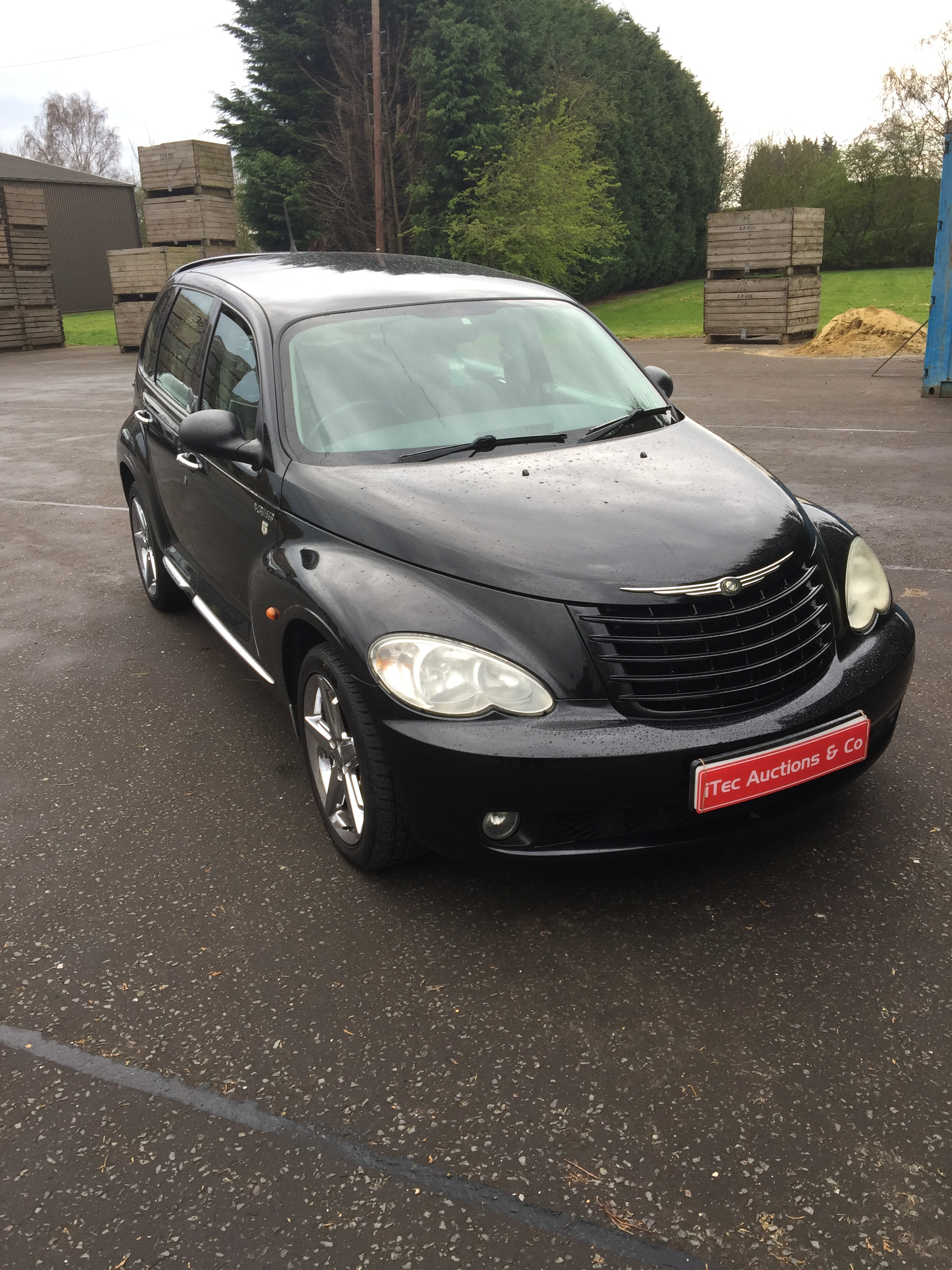reg 2006 chrysler pt cruiser route 66 crd mot till 3 2017. Black Bedroom Furniture Sets. Home Design Ideas
