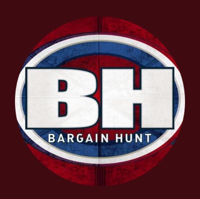 Lot 71 - Signed Bargain Hunt Presenter Poster