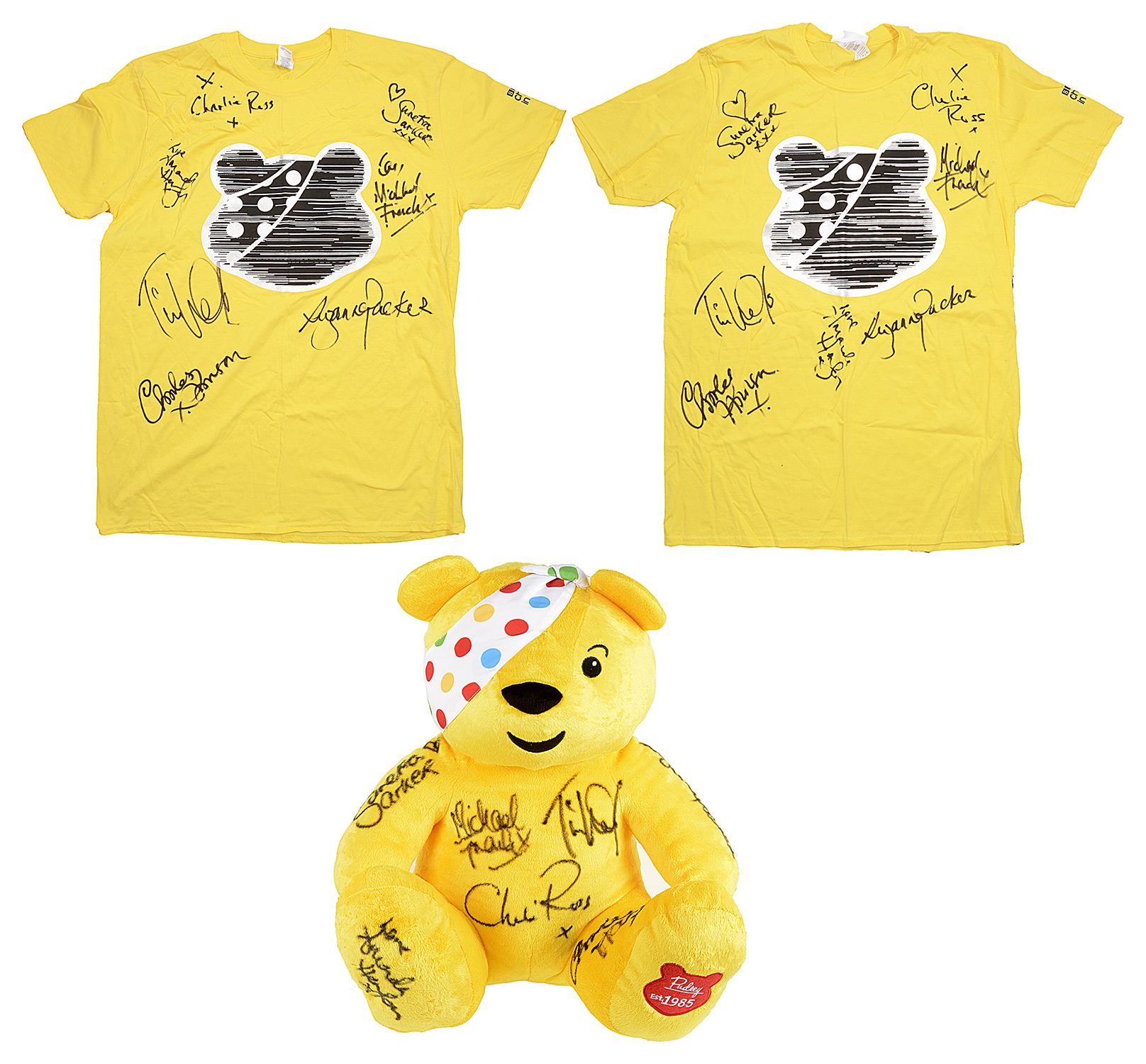 Lot 72 - Large Pudsey Bear