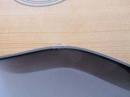 Lot 76 - Jonathan Pratt's Fender Acoustic Guitar