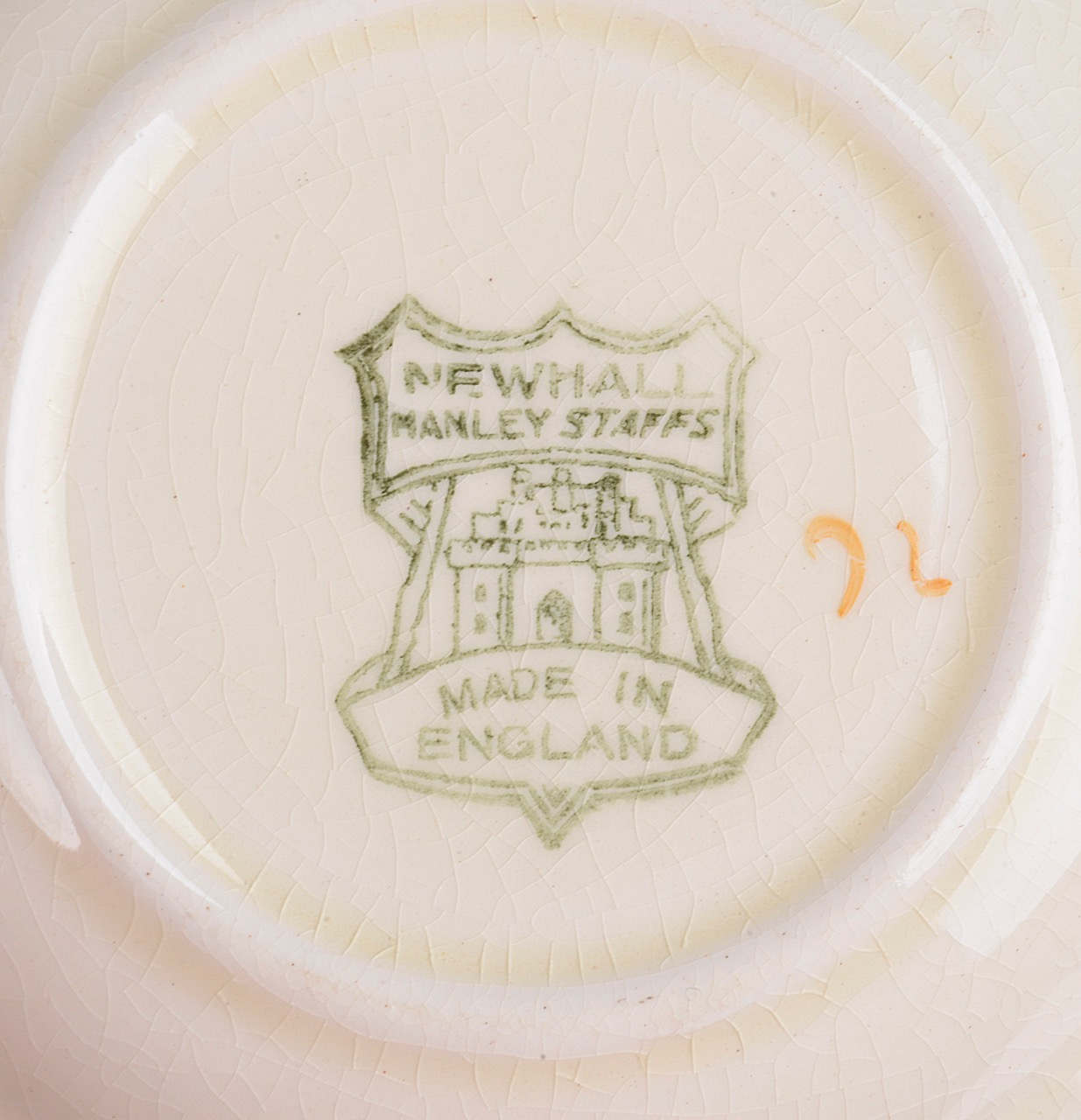 Lot 27 - A Newhall porcelain coffee service