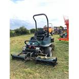 HAYTER L324 RIDE ON LAWN MOWER, 4 WHEEL DRIVE, RUNS, WORKS AND CUTS *PLUS VAT*