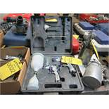 CENTRAL PNEUMATIC 2 PC. AUTOMOTIVE SPRAY GUN KIT #94572