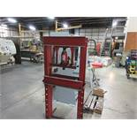 AMROX 20-TON HYDRAULIC H-FRAME PRESS, MODEL DG20