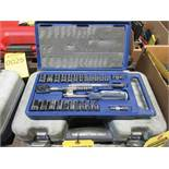 WILLIAMS 23 PC. 1/2'' DRIVE SOCKET SET, 1/2'' DRIVE RATCHET, 3'', 6'', 10'' & 15'' EXTENSIONS