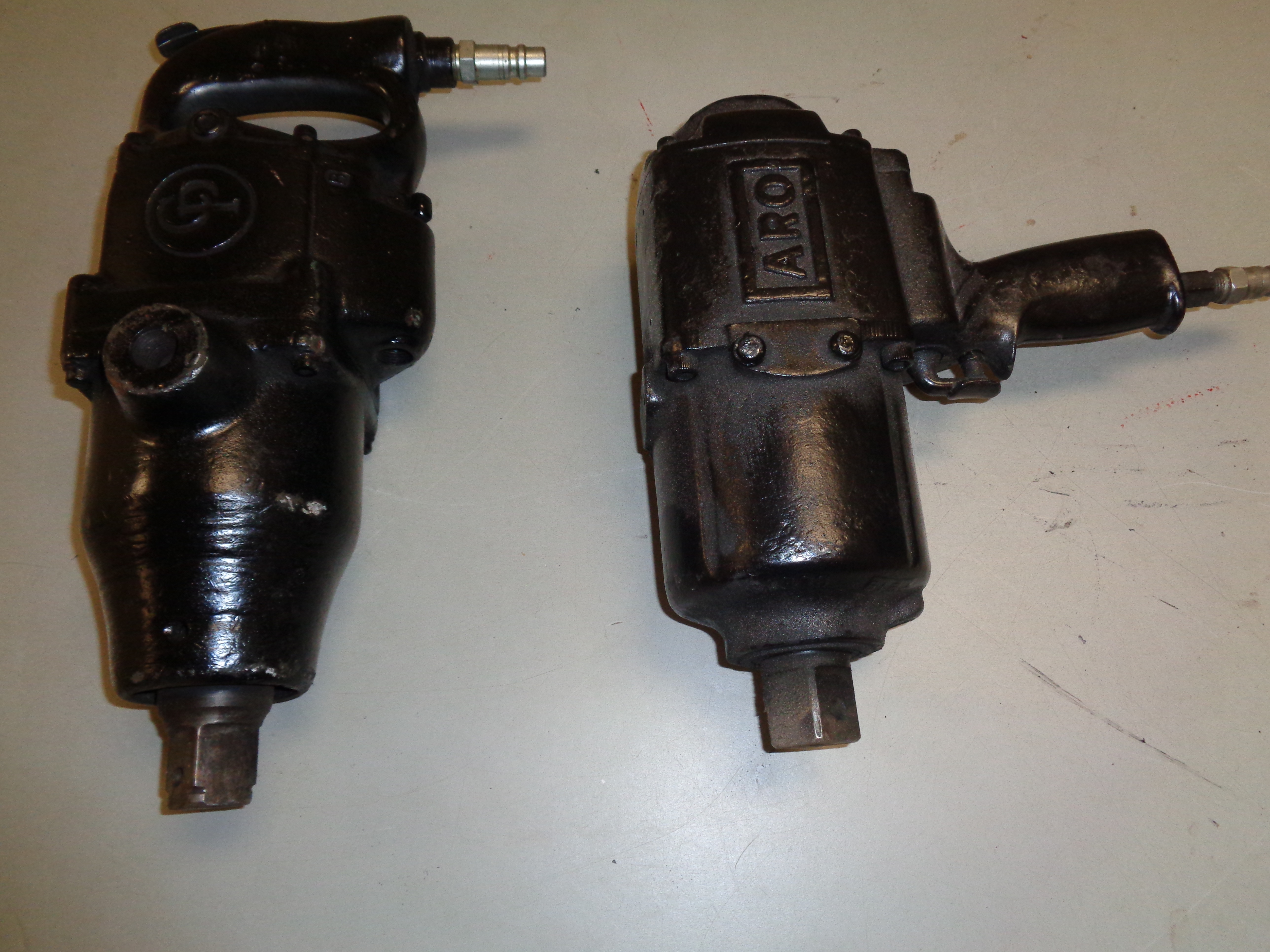 Lot 28 - Lot of 2 3/4in Drive Impact Guns