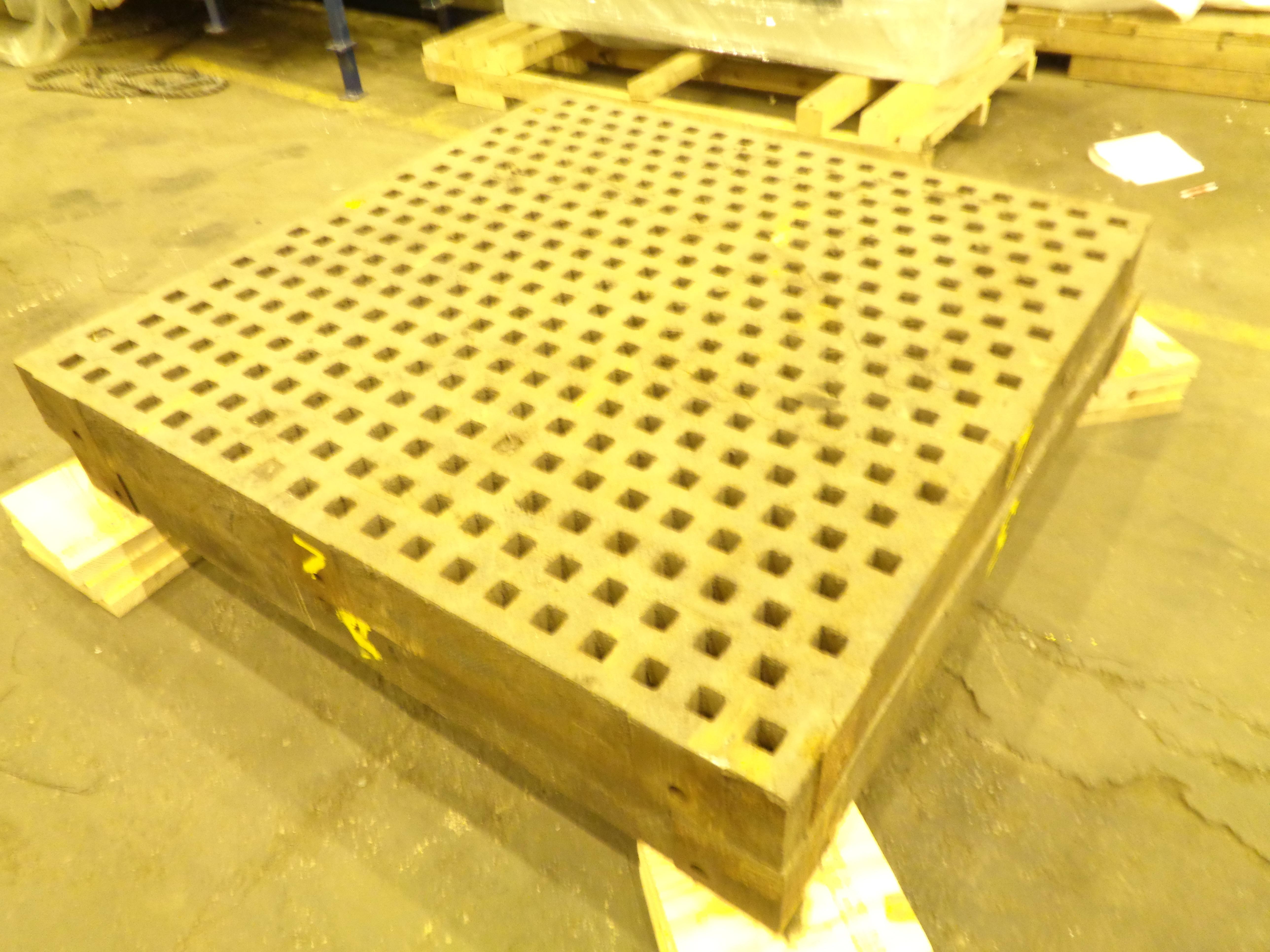Lot 24 - Acorn Welding Table #7