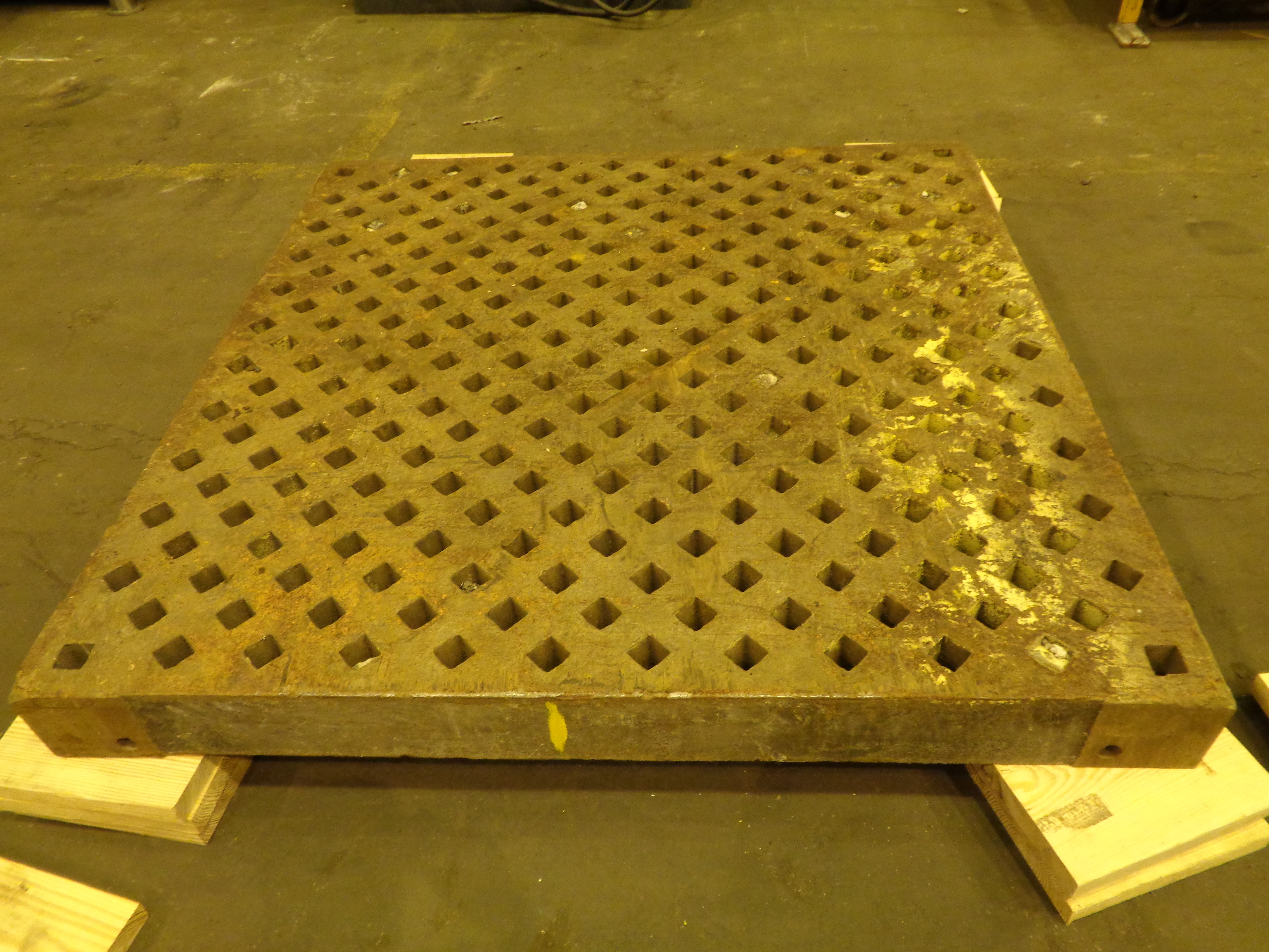 Lot 22 - Acorn Welding Table #1