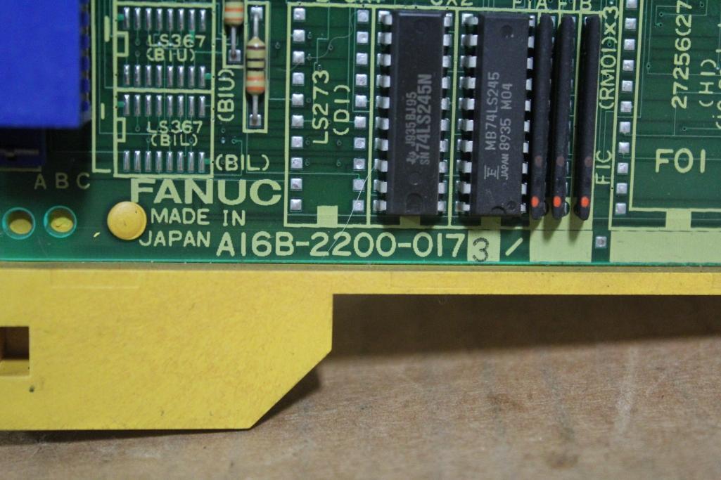 Fanuc A16B-2200-0173 Serial Port Board - Image 2 of 3