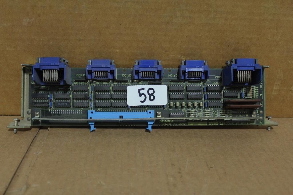 Fanuc A16B-1810-0040 Board