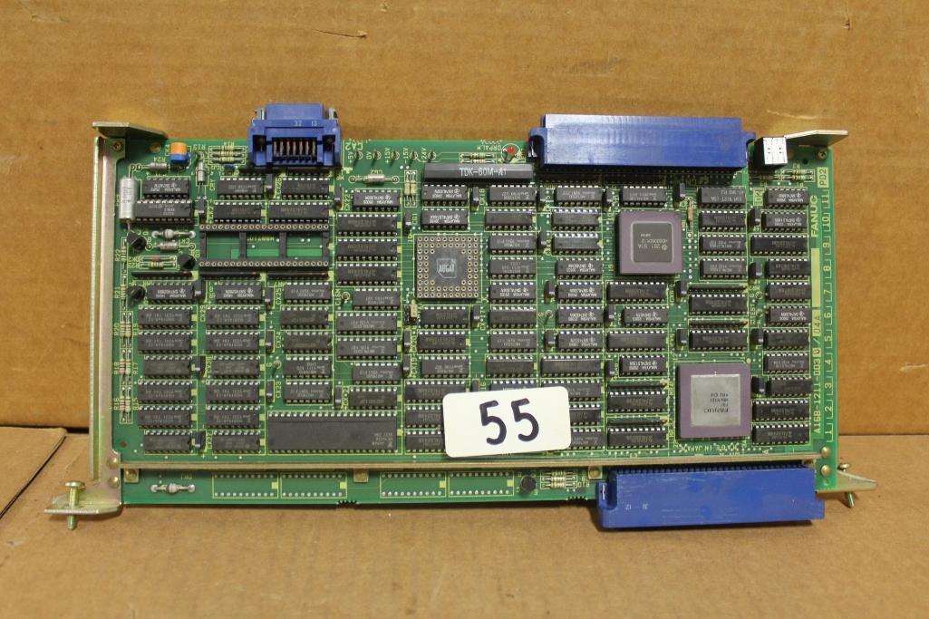 Fanuc A16B-1211-0030/04A Memory Board