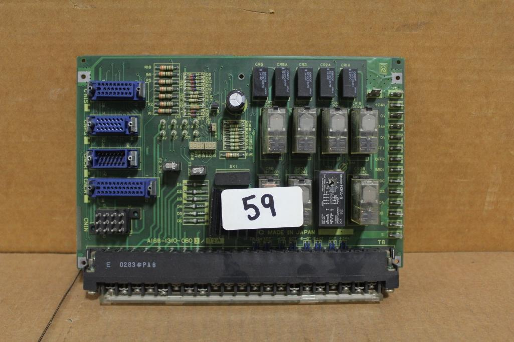 Fanuc A16B-1310-0600 Board