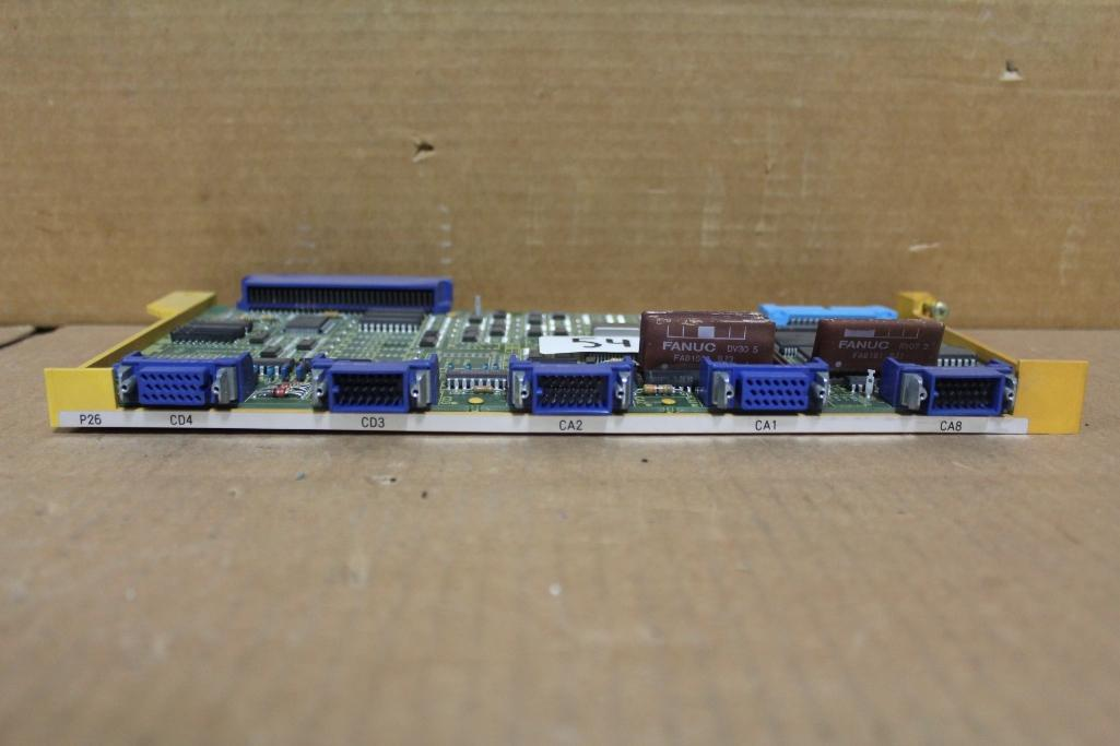 Fanuc A16B-2200-0173 Serial Port Board - Image 5 of 5
