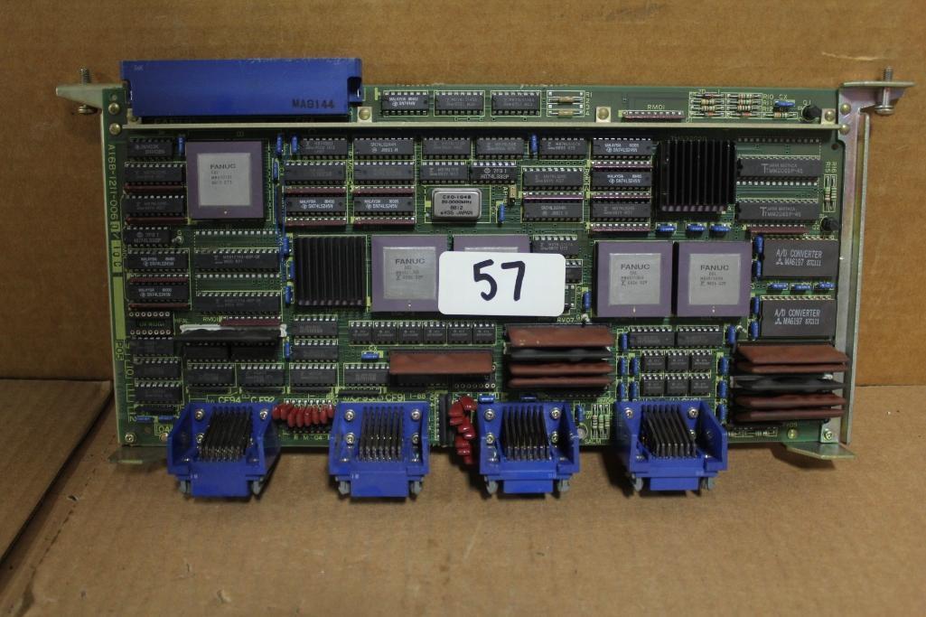Fanuc A16B-1211-0060/10C Board