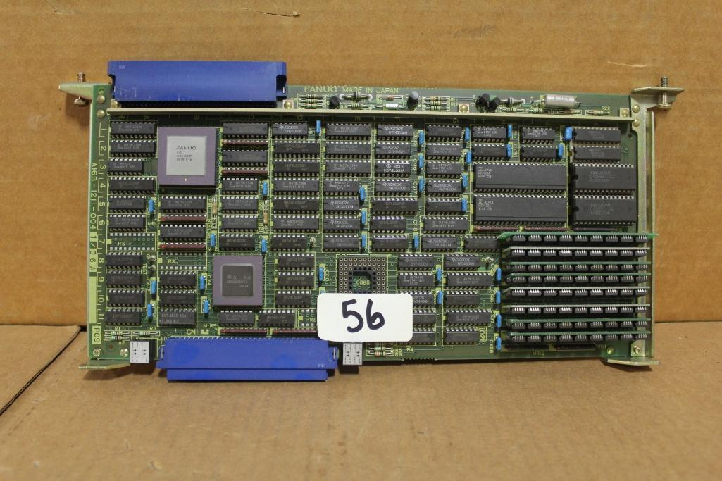 Fanuc A16B-1211-0041/06A Board