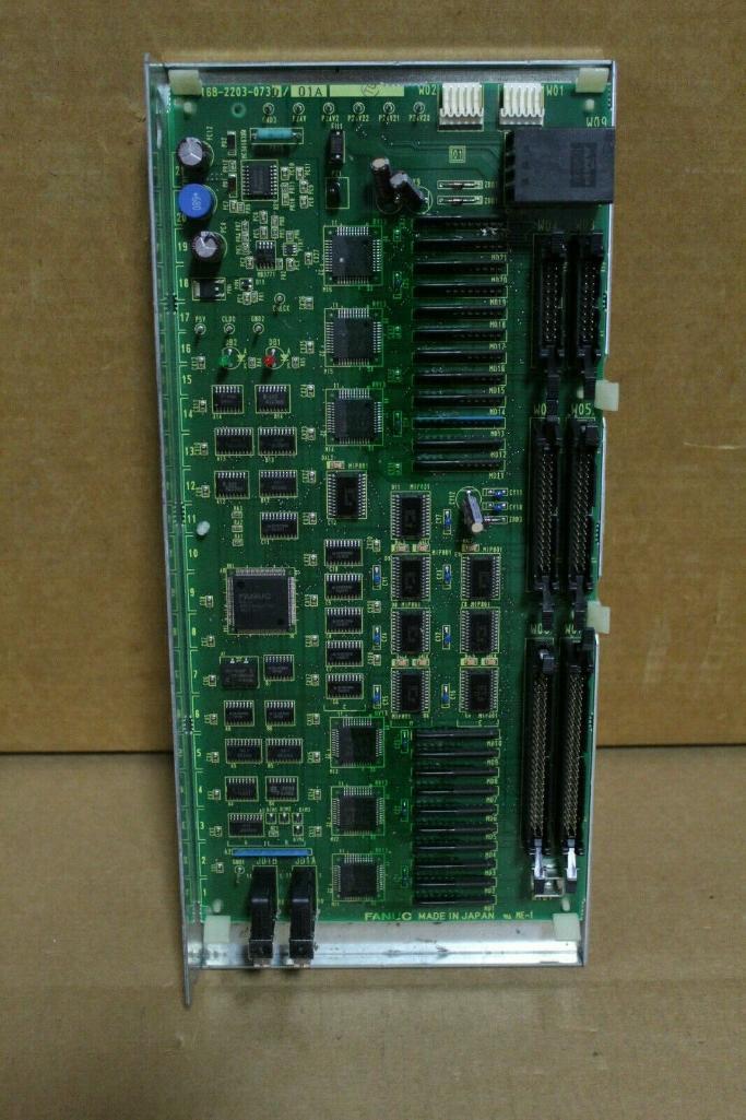 Fanuc A16B-2203-0730 Control Board - Image 2 of 4