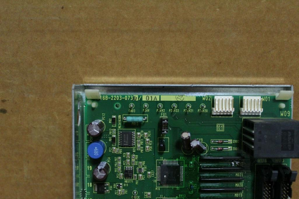 Fanuc A16B-2203-0730 Control Board - Image 4 of 4