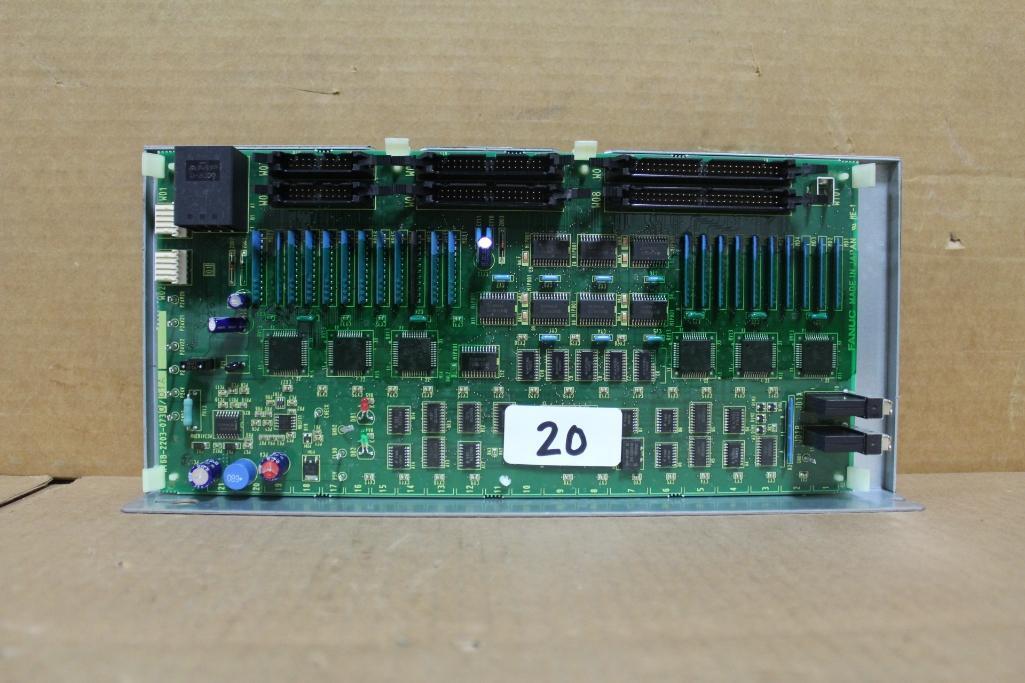 Fanuc A16B-2203-0730 Control Board