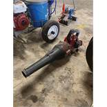 TROY BUILT, GAS POWERED, HAND-HELD JET BLOWER