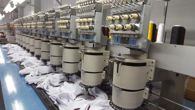1998 barudan bemx ys 12tu 12 head embroidery machine 7 colour 770 rh bidspotter co uk barudan bemx user manual barudan instruction manual