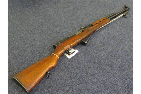 dating sks rifle
