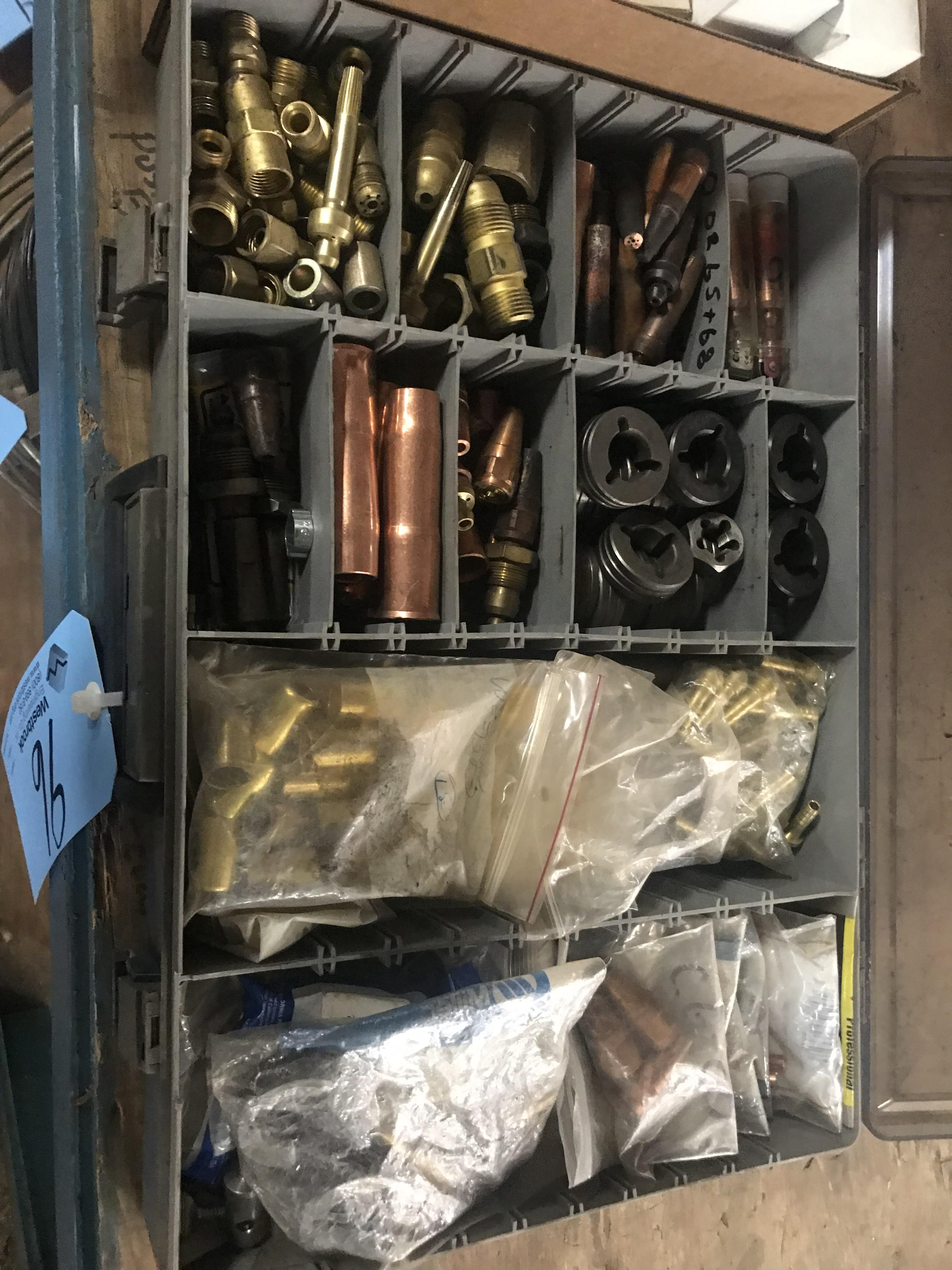 Lot-Mig/Tig Welding Tips and Accessories in (1) Service Kit and (1) Box - Image 3 of 3