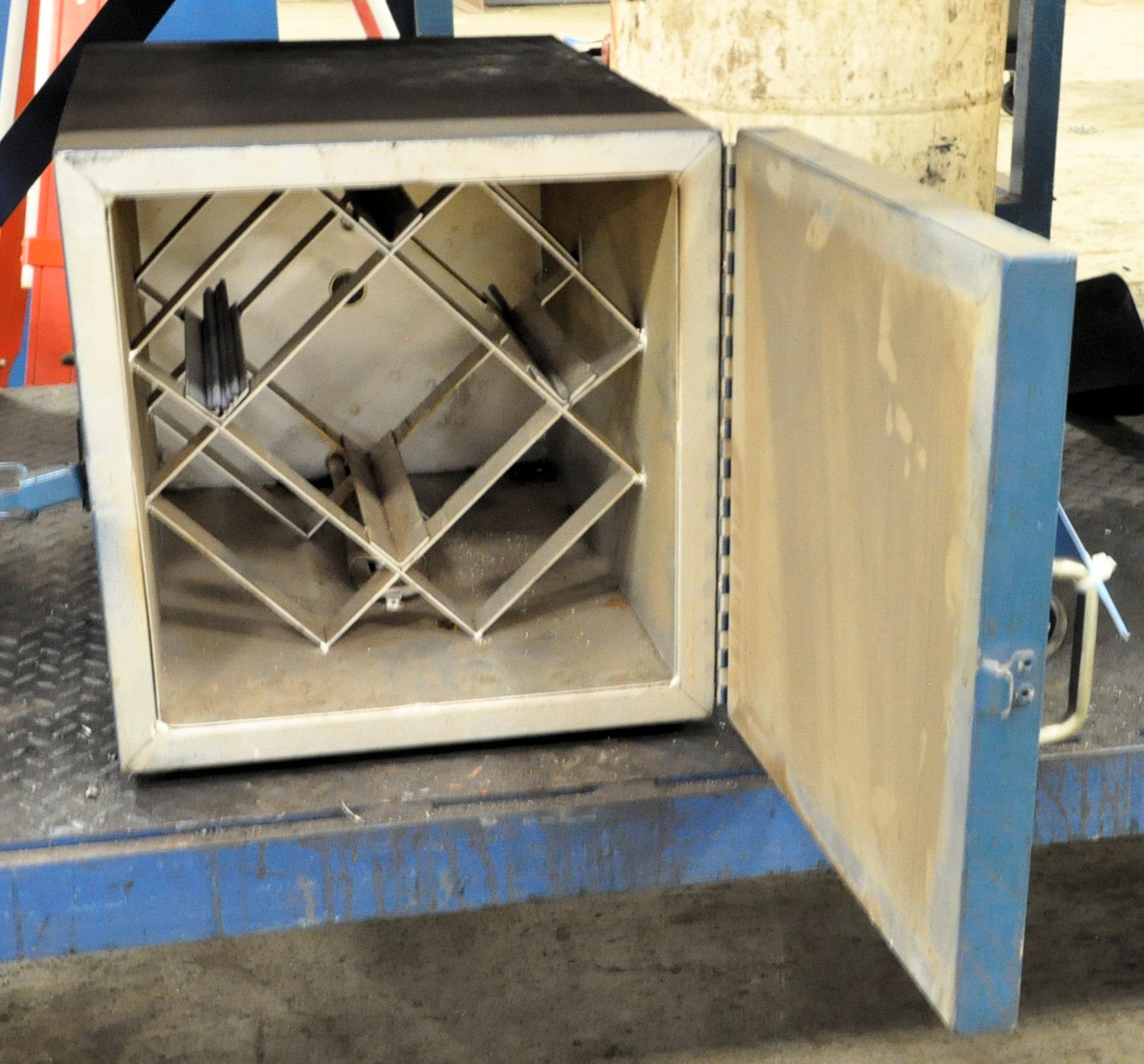 HENKEL Model K-200, 500-Watt Welding Rod Stabilizing Oven - Image 2 of 2