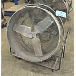"CONTINENTAL DYNAMICS 30"" Portable Drum Fan"