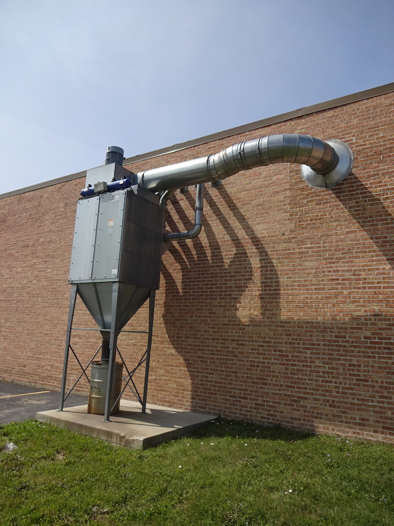 Lot 248 - DANTHERM MODEL FMC 200-4A DUST COLLECTOR: S/N 316342 (2009); W/Media Type CA175-145F