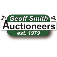 Geoff Smith Auctioneers logo
