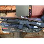 M83 New Generation airsoft BB gun with original box, and another.