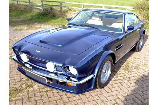 1988 Aston Martin V8 Vantage X Pack 160 160 160 160
