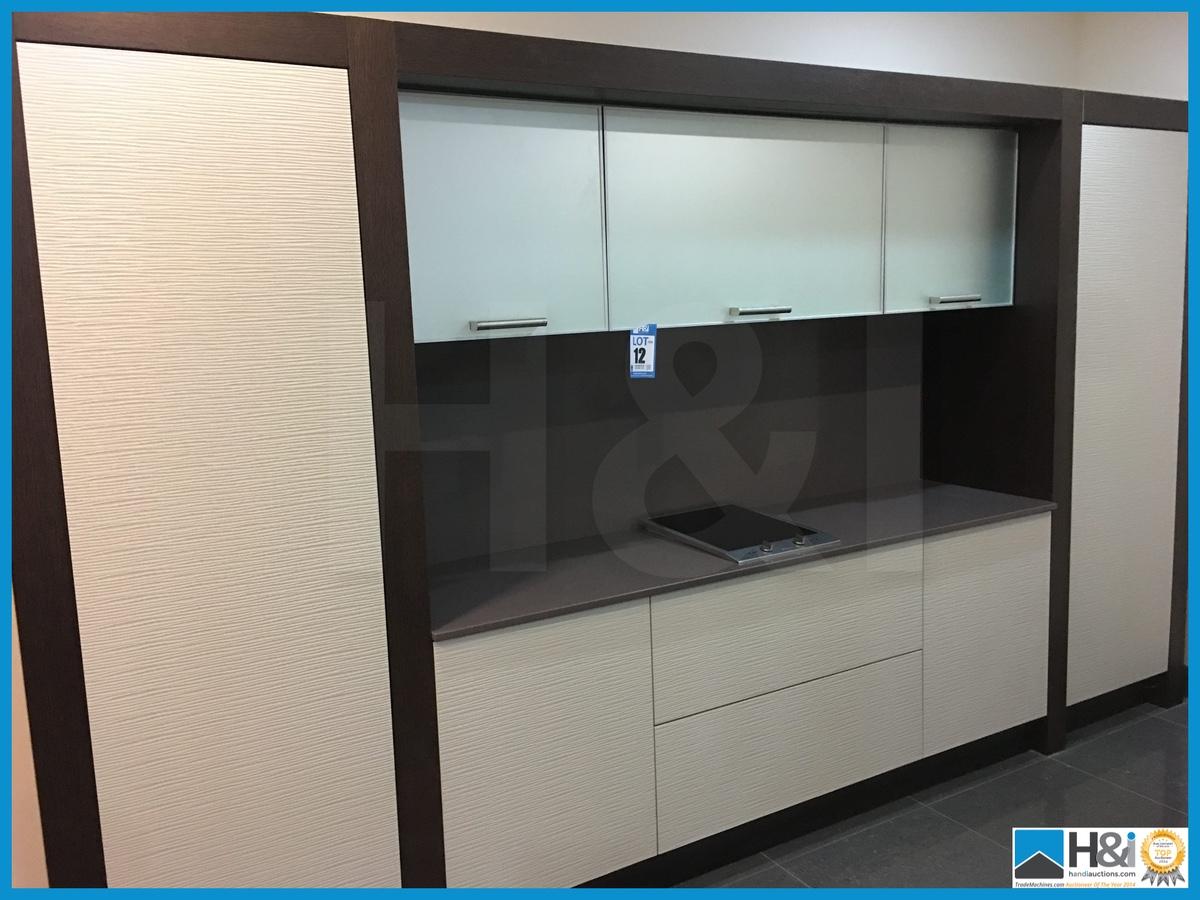 Beautiful designer display metris single wall kitchen unit for Single kitchen wall unit