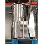 SS Canister Vacuum Dust Collector
