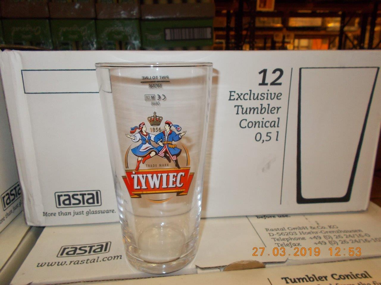 Lot 11 - Pub quality glasses, dishes and more