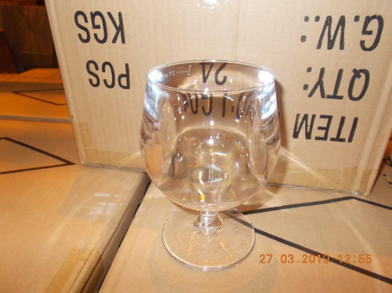 Lot 47 - Pub quality glasses and dishes