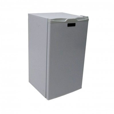 (RU1) The under counter 90L fridge offers a space saving compact design with all the top qualit...
