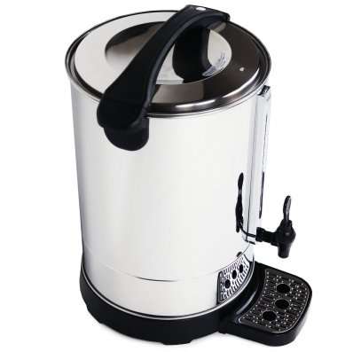 (RU14) 20L Catering Hot Water Boiler Tea Urn Coffee Manufactured from robust stainless steel...