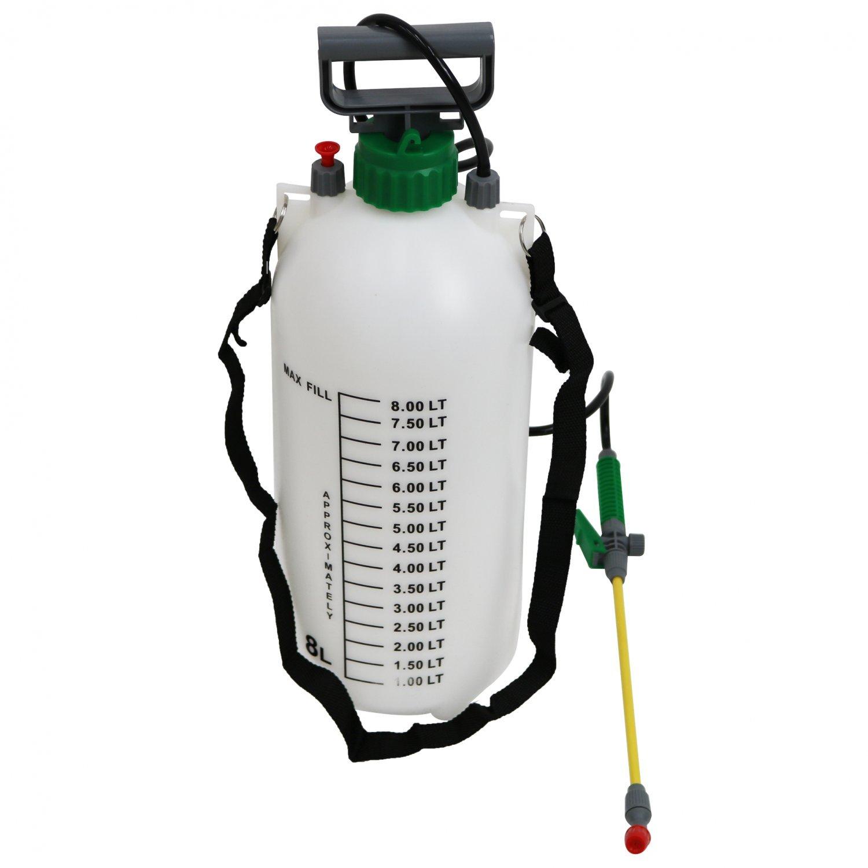 (RU399) 8L 8 Litre Pump Action Pressure Crop Garden Weed Sprayer The pressure sprayer has a ... - Image 2 of 2