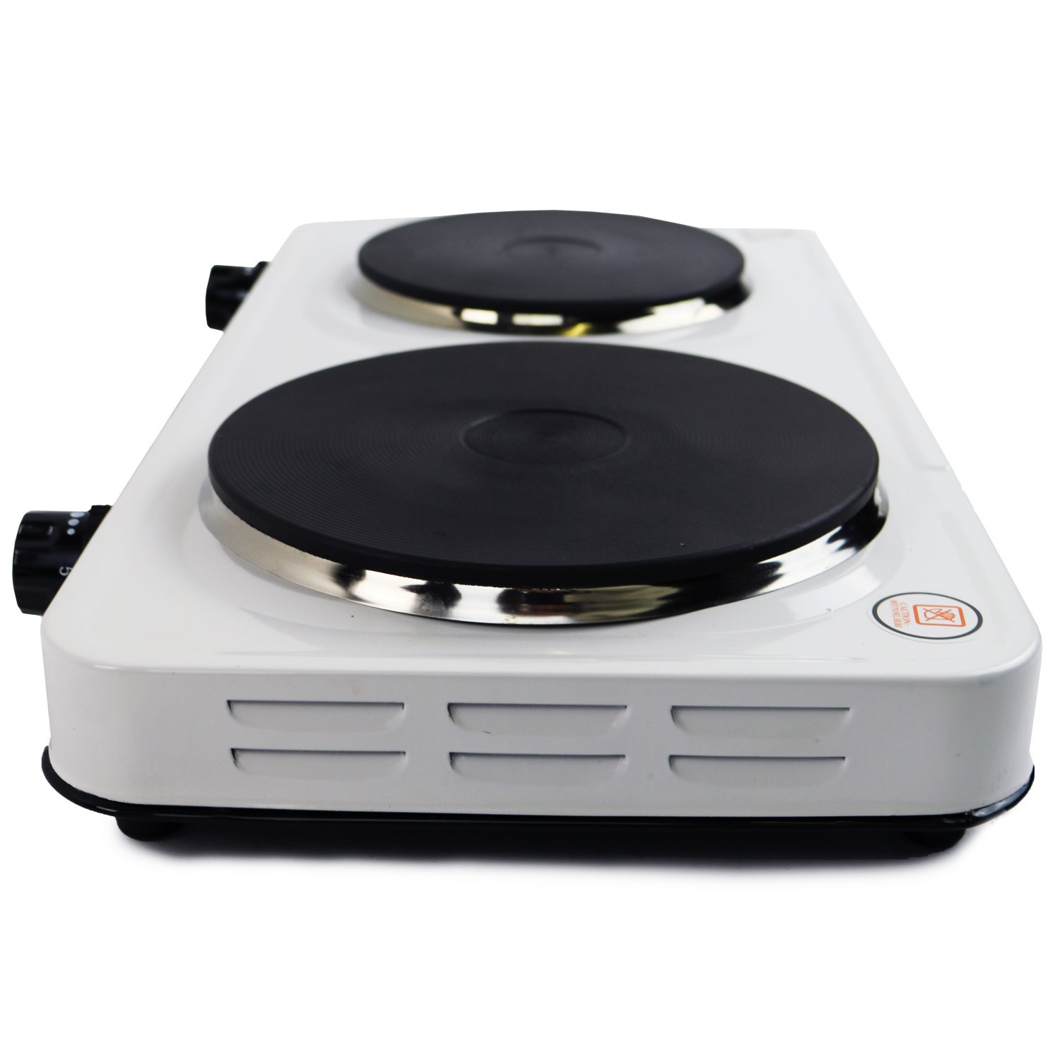 (RU15) 2.5Kw Electric Portable Kitchen Double Hot Plate The 2.5kW electric hot plate is an e... - Image 2 of 2
