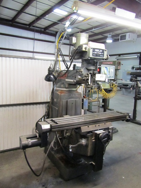 seiki xl milling machine