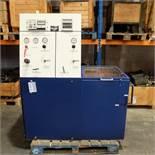 SHS Ltd Pressure Testing Machine. Maximum Work Pressure Gas 18600psi.