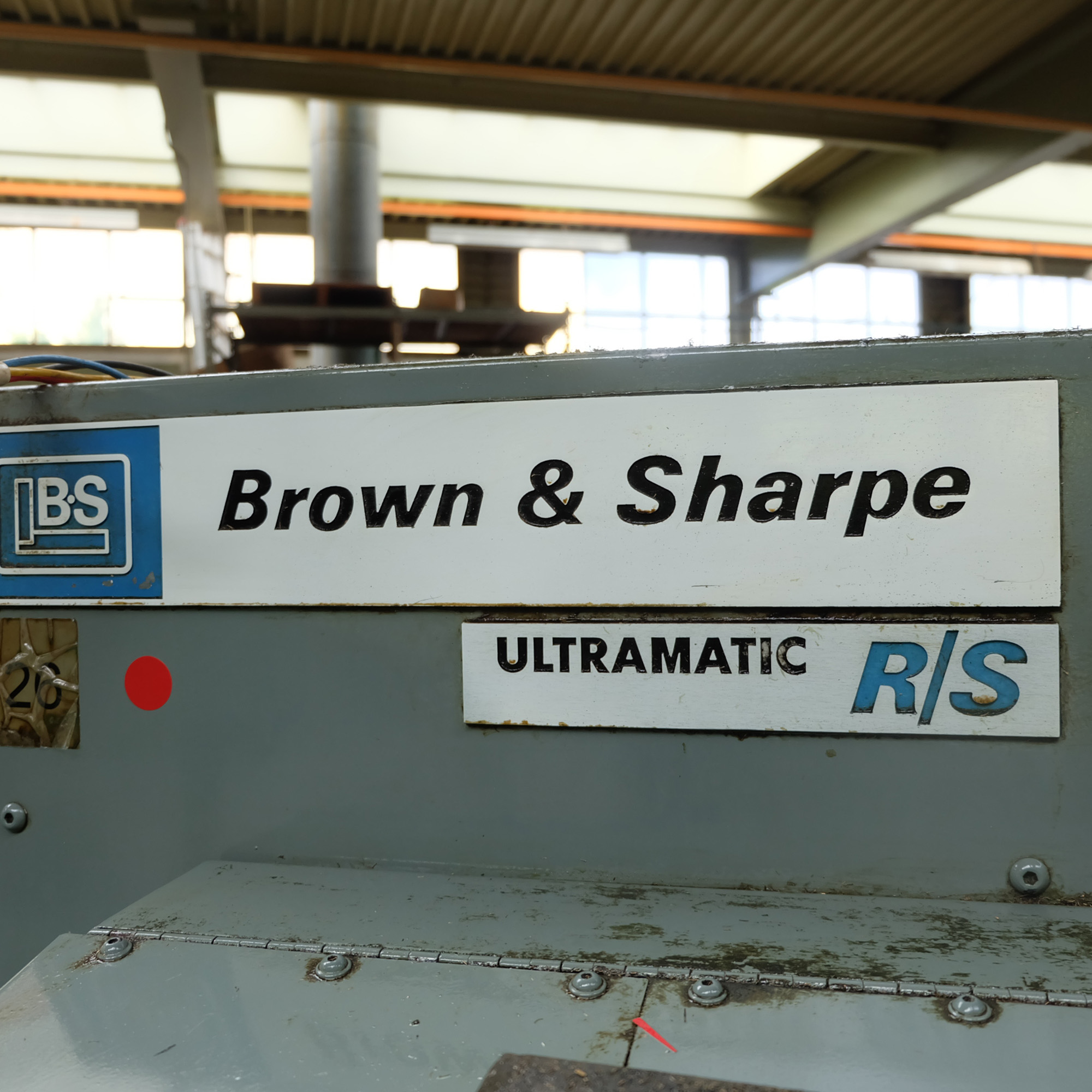 Brown and Sharpe No. 2B. 1 1/4 Inch. Four Speed Automatic Screw Machine. - Image 7 of 18