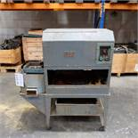 Roto - Finish Model Ostromidget Vibrating Finishing Machine. Capacity 1 Cubic Foot.