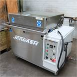 Vixen Jetwash Model JW60 Automatic Hot Wash Rotary Spray Machine. Bowl Size 600mm x 260mm.