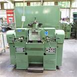 Jonshoff Model VH 111. Four Spindle Semi-Automatic Turning and Drilling Machine.