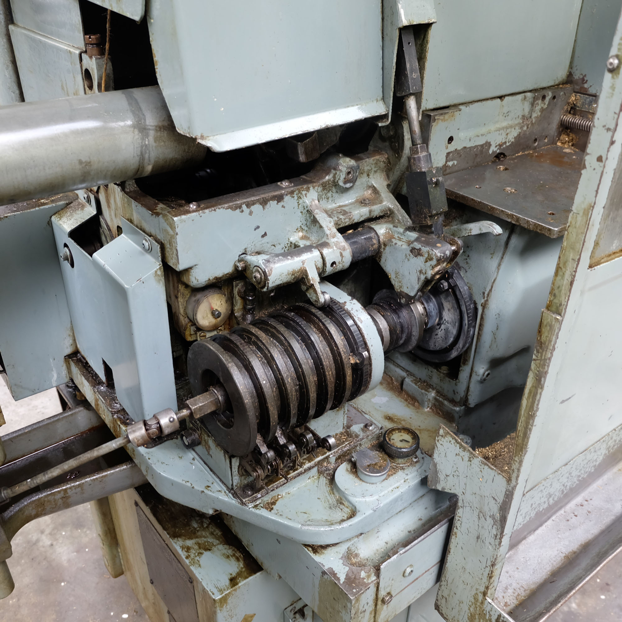 Brown and Sharpe No. 2B. 1 1/4 Inch. Four Speed Automatic Screw Machine. - Image 6 of 18